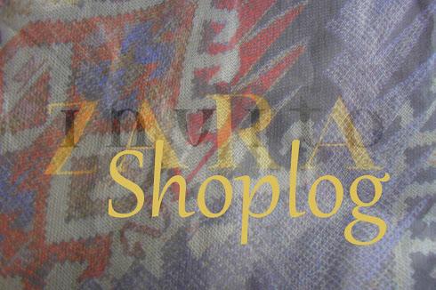 Shoplog Groningen (Invito, Zara, Expresso)