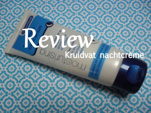 Review: Kruidvat nachtcrème