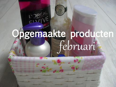 Opgemaakt in februari: wat zou ik opnieuw kopen?
