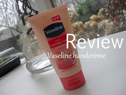 Review: Vaseline handcrème