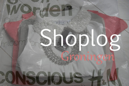 Shoplog Groningen (H&M, New Look, Only, Bijou Brigitte)