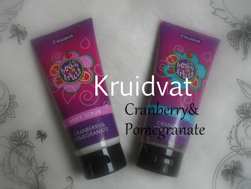 Review: Kruidvat Body Fruit douchegel & body scrub