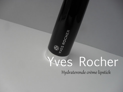 Yves Rocher hydraterende crème lipstick
