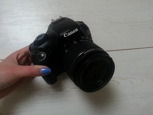 Canon EOS 1100D (+ testfoto's)
