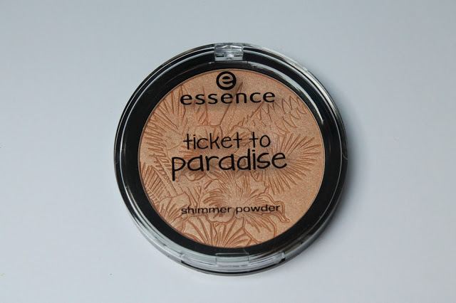 REVIEW| Essence Shimmer Powder