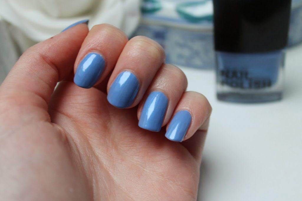 NOTD | LAVENDER BLUE