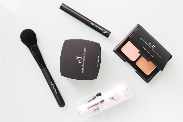 MEGA MIXED REVIEW | E.L.F. MAKE-UP