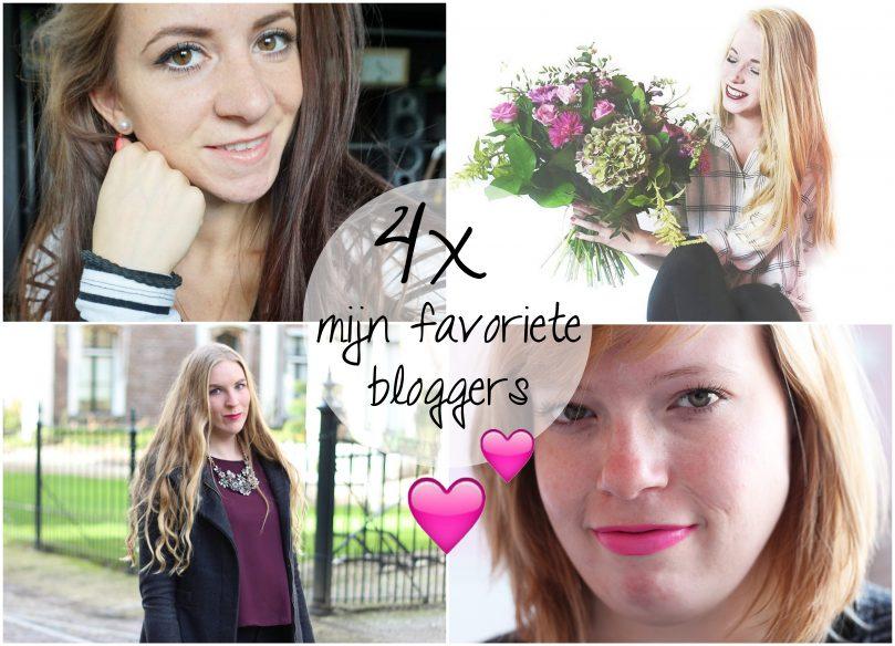 favoriete bloggers