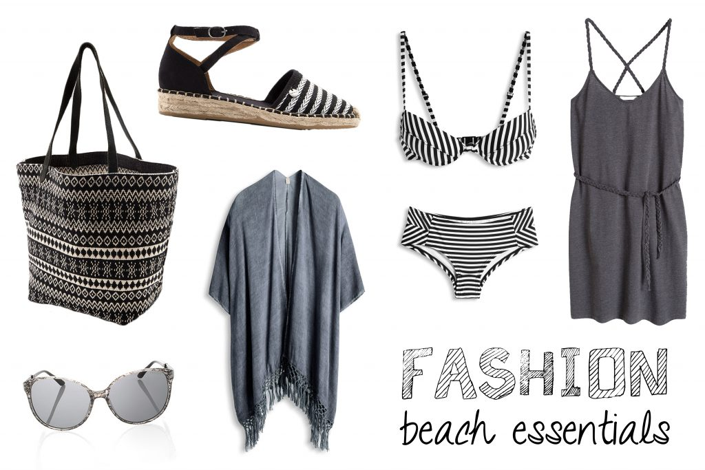 FASHION INSPIRATIE | BEACH ESSENTIALS