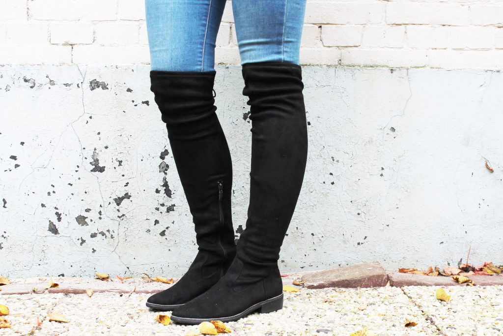 NEW IN | OVERKNEE BOOTS