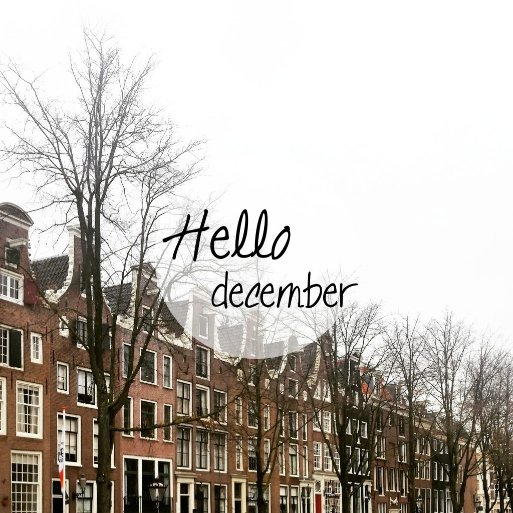 HELLO DECEMBER | KERSTMARKT, SCRIPTIE EN WELLNESS!