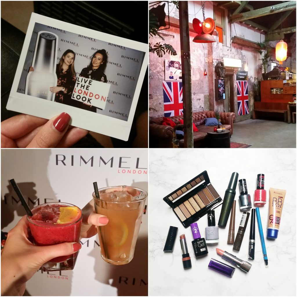 PERSEVENT | RIMMEL LONDON SPRING 2017