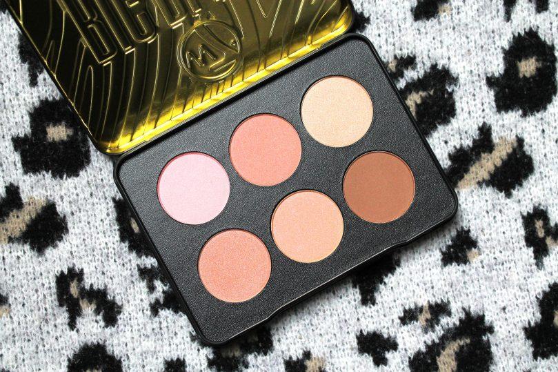 W7 Big Blush palette