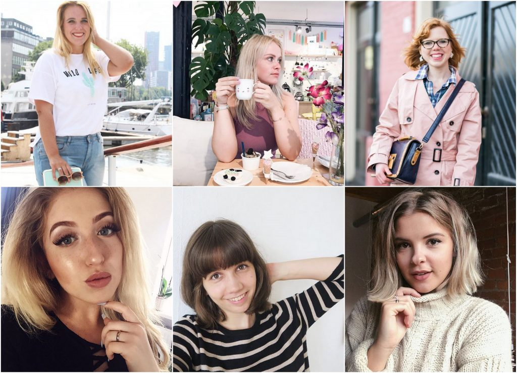 favoriete bloggers en youtubers