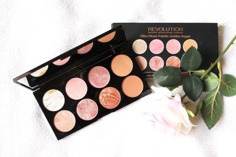 revolution ultra blush palette