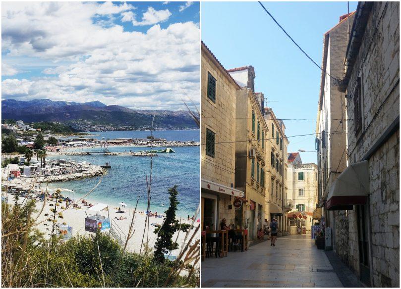 Split, Kroatië