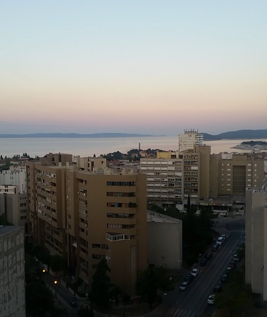 Vakantie split Kroatië
