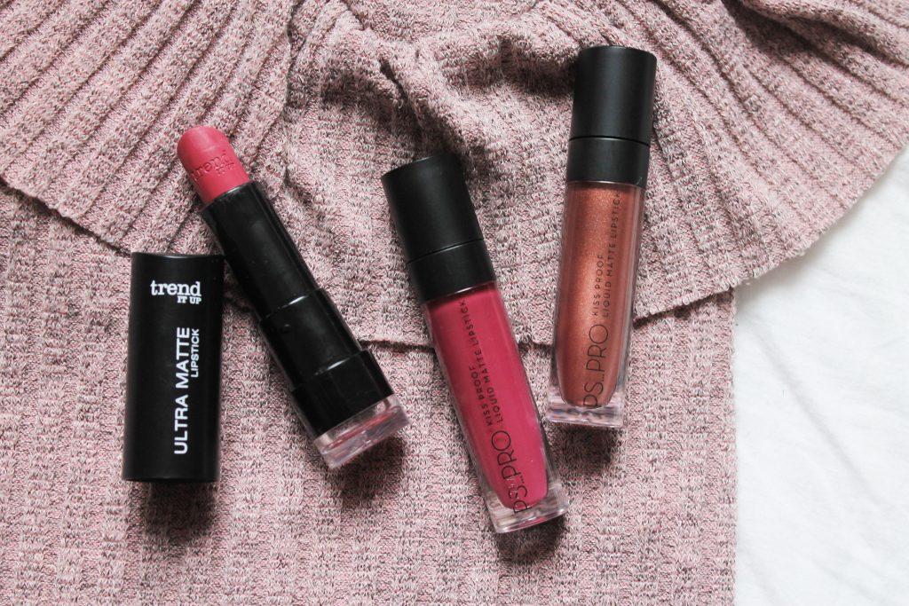 dagelijkse make-up routine