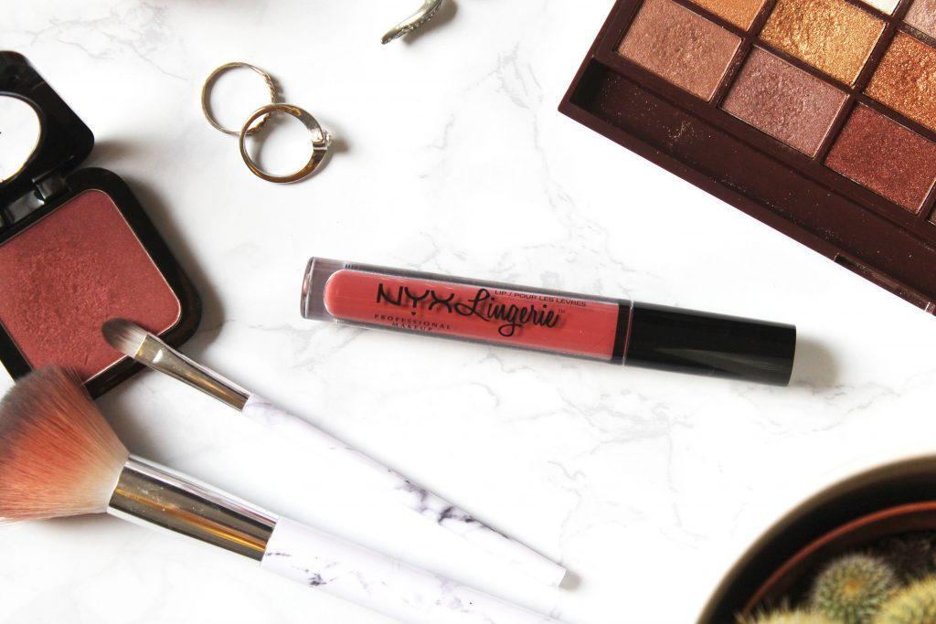 NYX lip lingerie