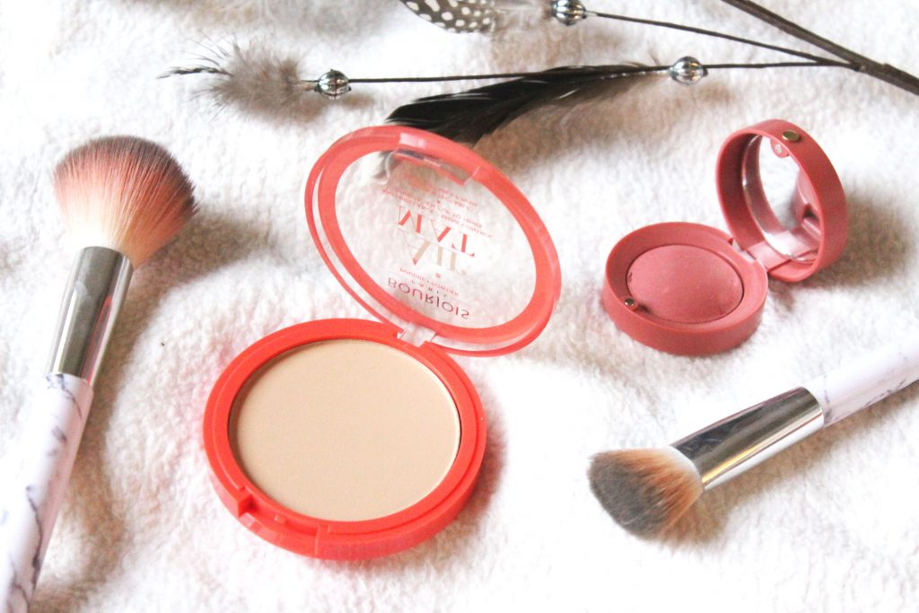 nieuwe bourjois make-up