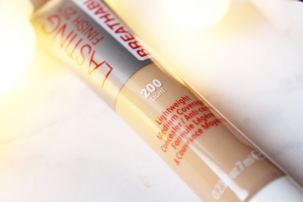 rimmel london lasting finish foundation