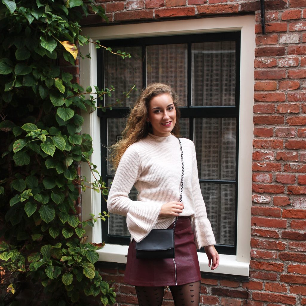 OUTFIT | FALL READY MET MIJN NIEUWE SWEATER