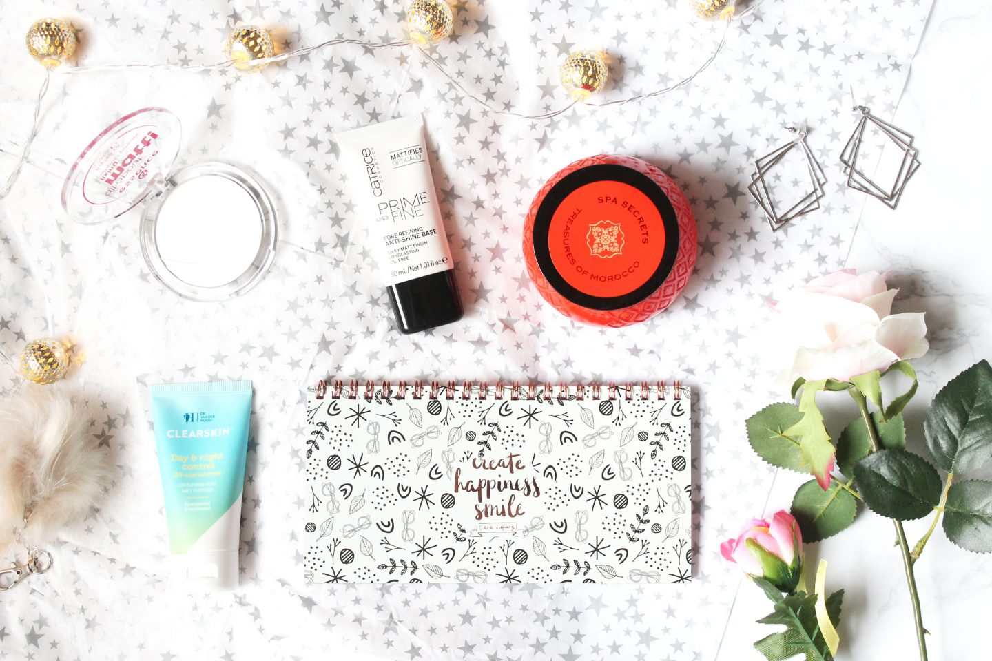 Mini shoplog | Diana Leeflang desk planner & drogisterij goodies!
