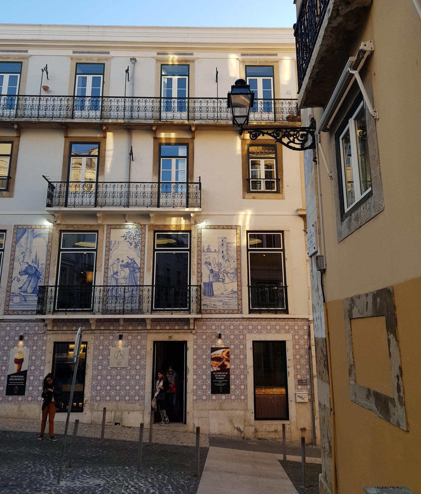 stedentrip naar Lissabon