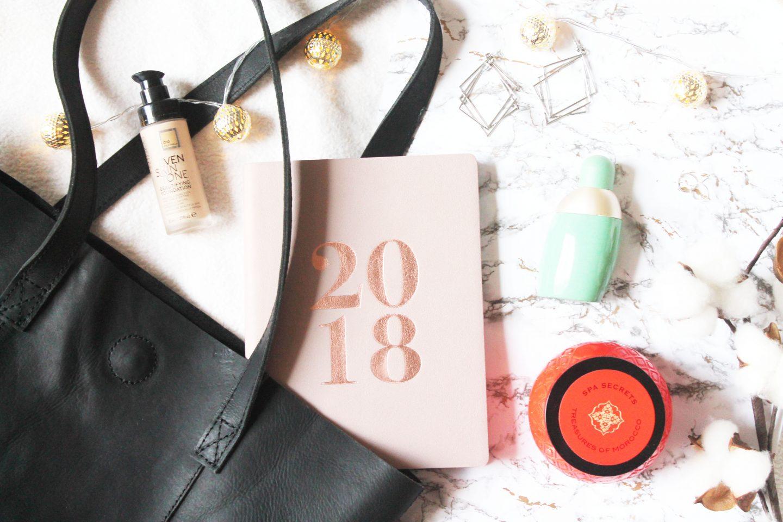 Januari favorieten | Nieuwe tas, budget foundation en agenda!