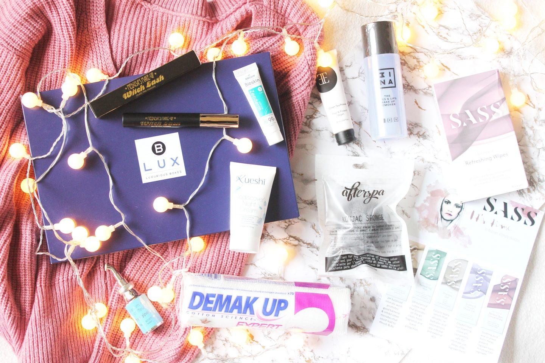 Blux Box unboxing | Mascara, gekke spons en make-up remover!