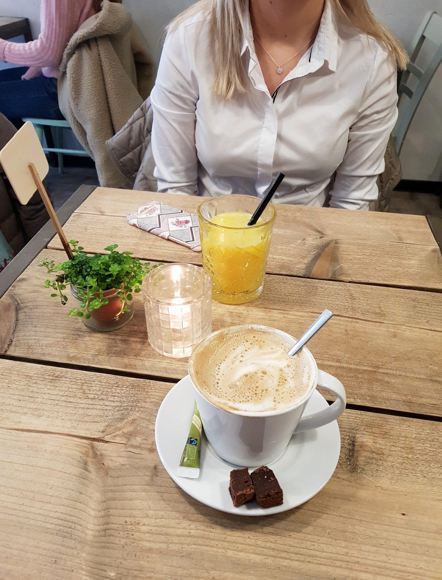 lekker lunchen in Groningen