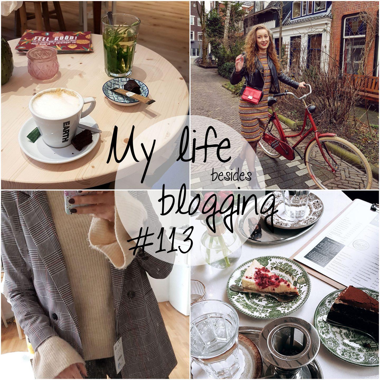 MLBB #113 | Beginnen bij mijn nieuwe baan en koffie dates!