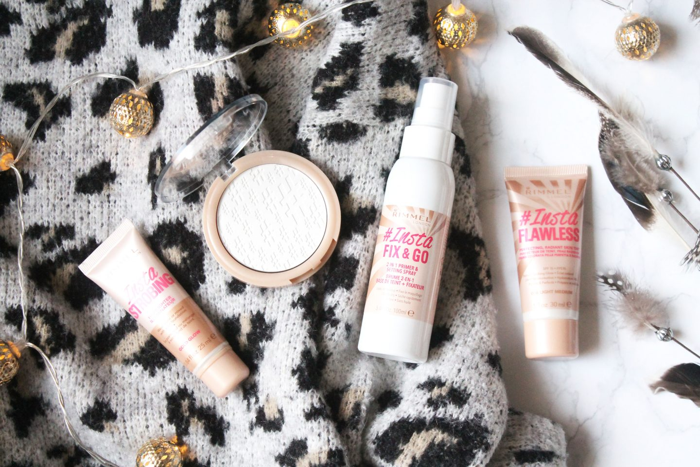 Review | Rimmel London INSTA-lijn voor een picture perfect look