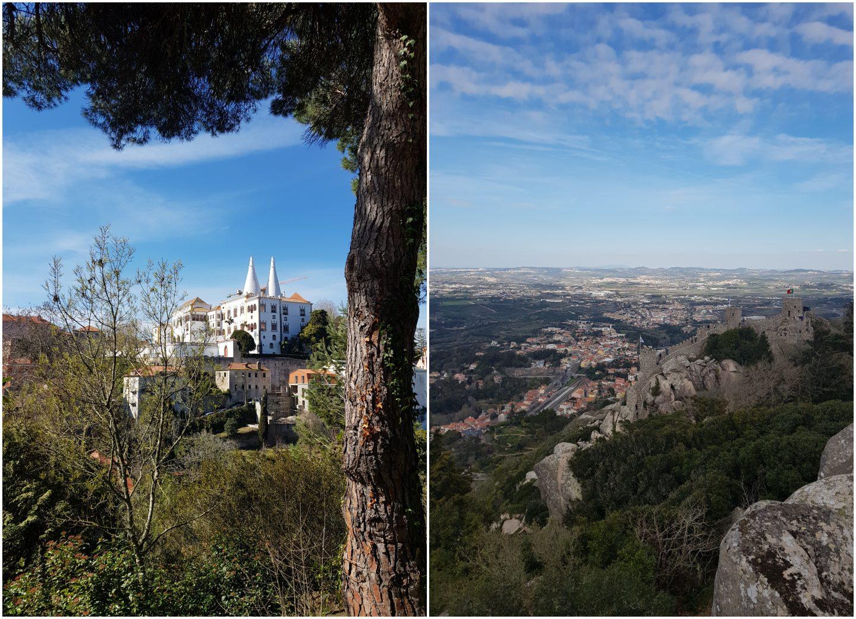 Lissabon diaries #1 | Een dagje naar het prachtige Sintra!