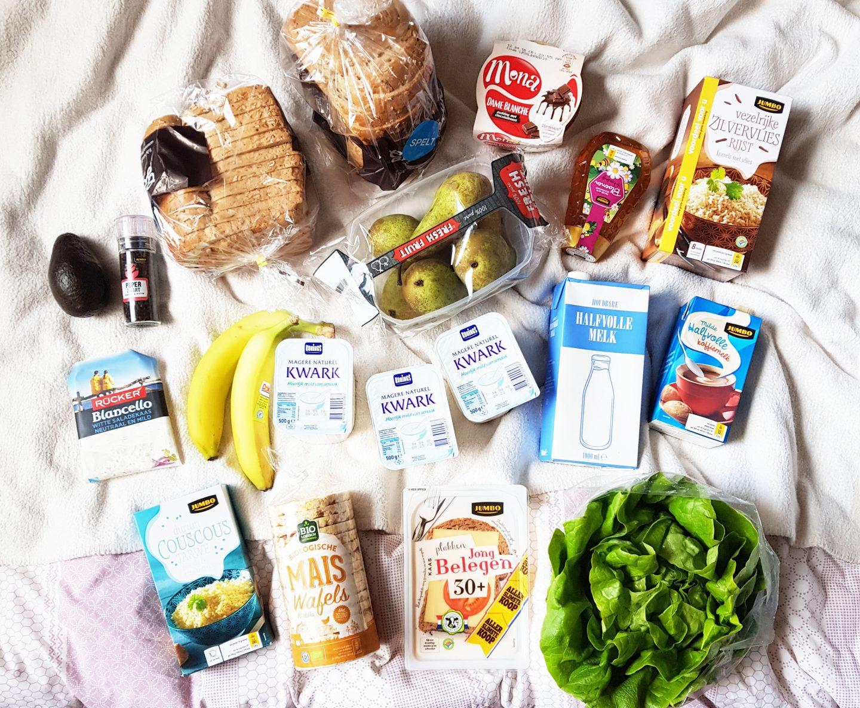 Eetdagboek van een vegetariër #2 | Boodschappen shoplog!