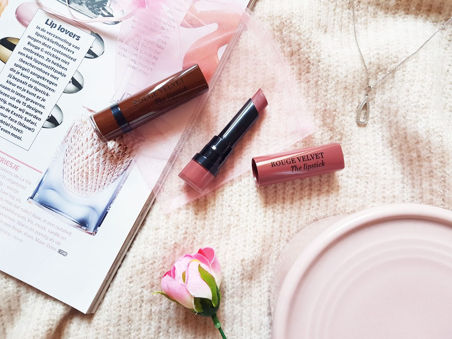 Review | Bourjois Delicious Nude Collection lipsticks
