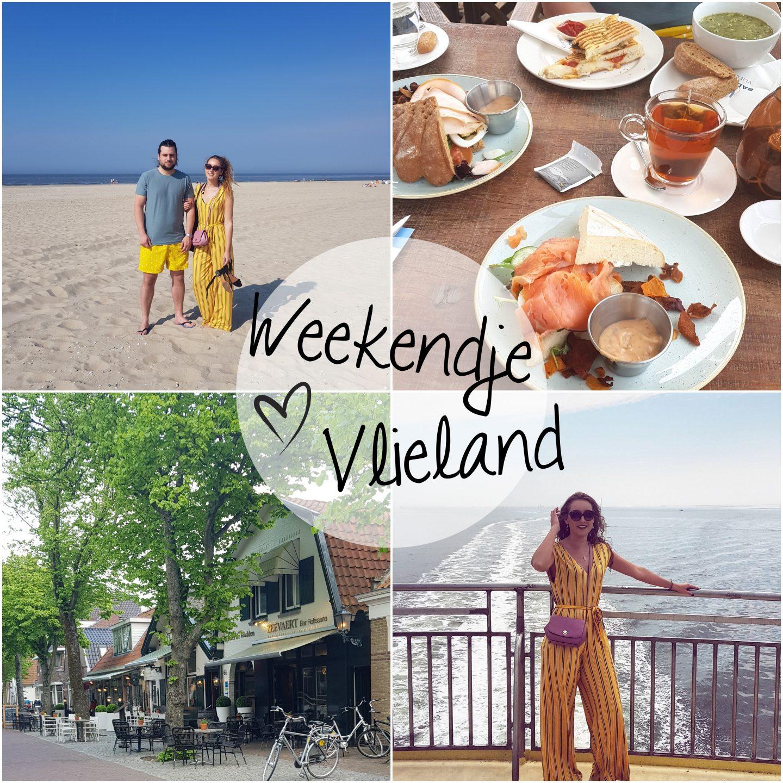 Plog | Een weekendje op het zonnige Vlieland!