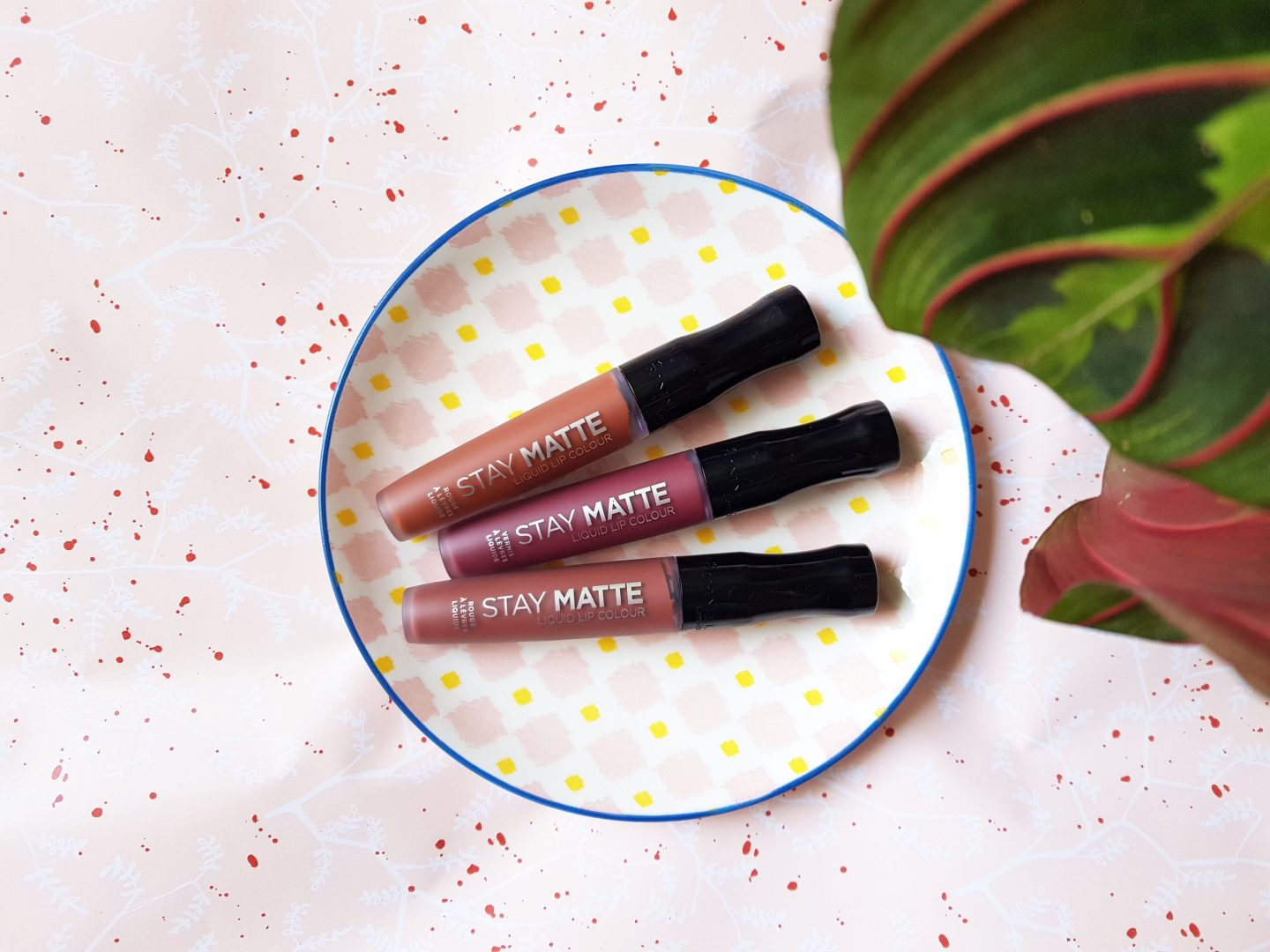 Review | Rimmel London Stay Matte Summer Nudes