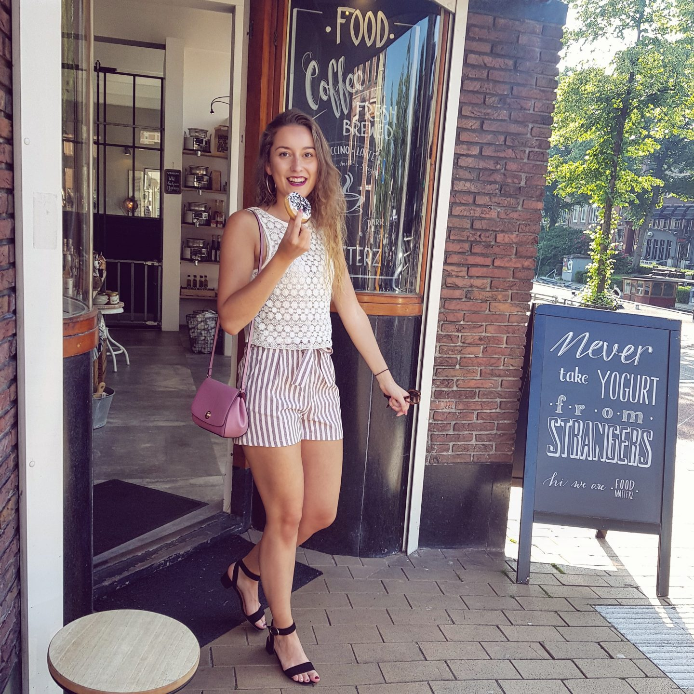Outfit | Eindelijk een perfect broekje voor de zomer!