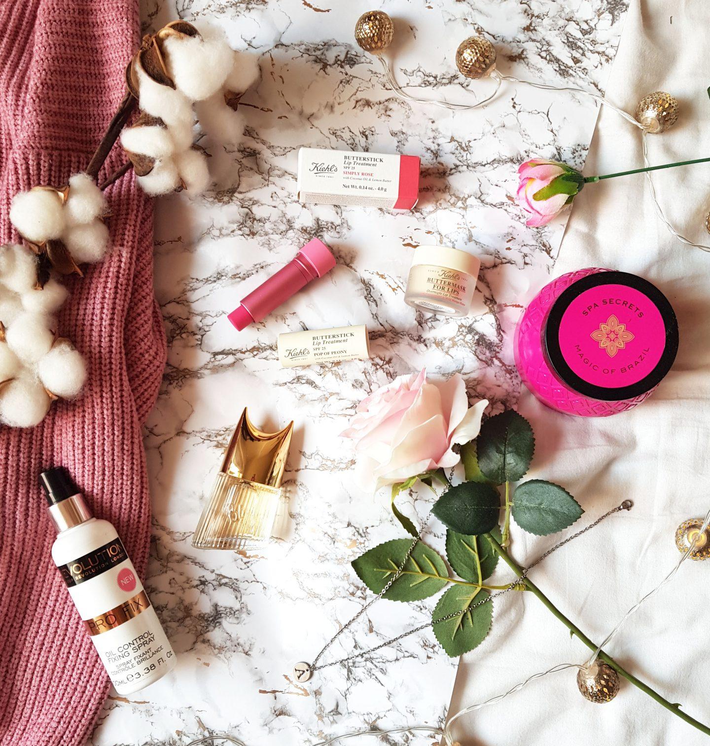 September favorieten | Lichaamsverzorging en nieuw parfum!