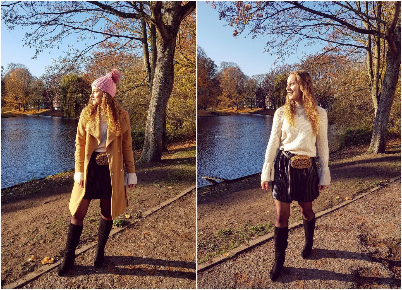 Outfit | Leopard bumbag en minimalistische sieraden!