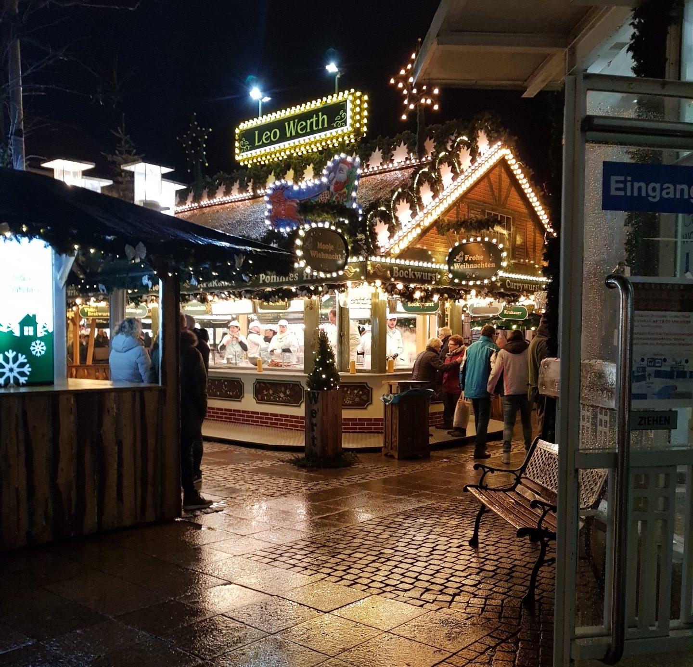 Plog | Shoppen en naar de kerstmarkt in het Duitse Aurich!