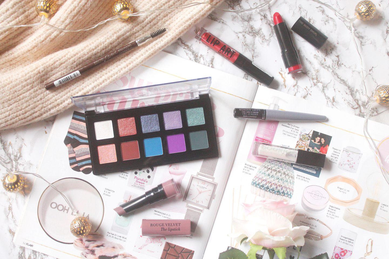 Make-up voor de feestdagen (heel veel glitter!) | XL review