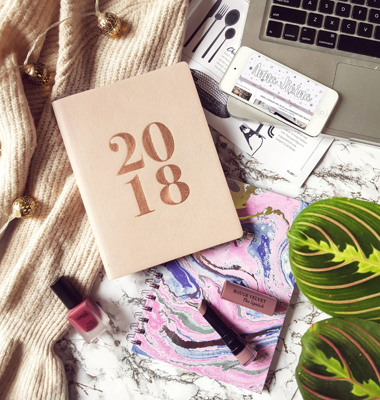 Mijn blog in 2018: Inzicht in groei, samenwerkingen en blogflow
