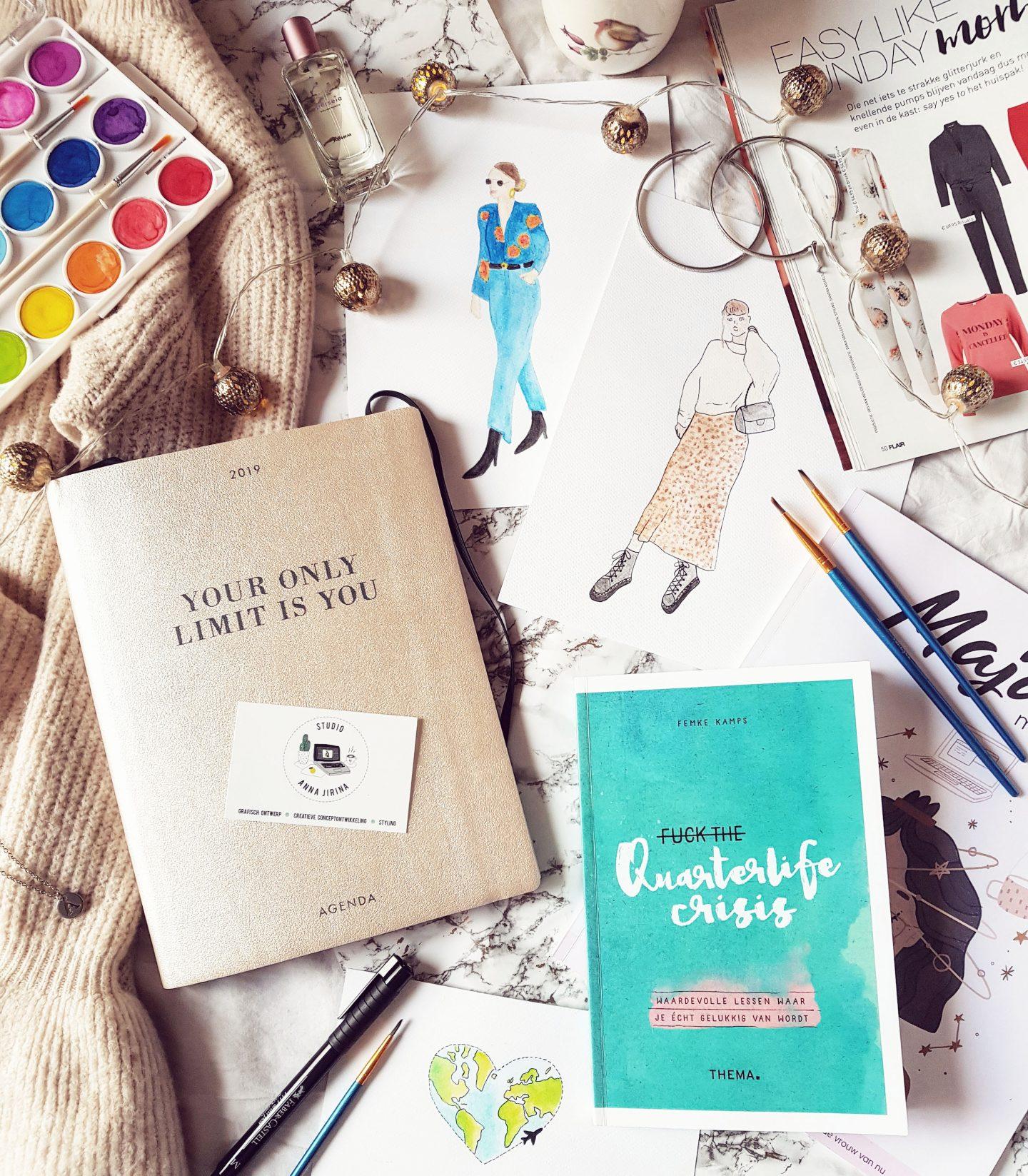 12 Kleine successen van mij als ondernemer in januari