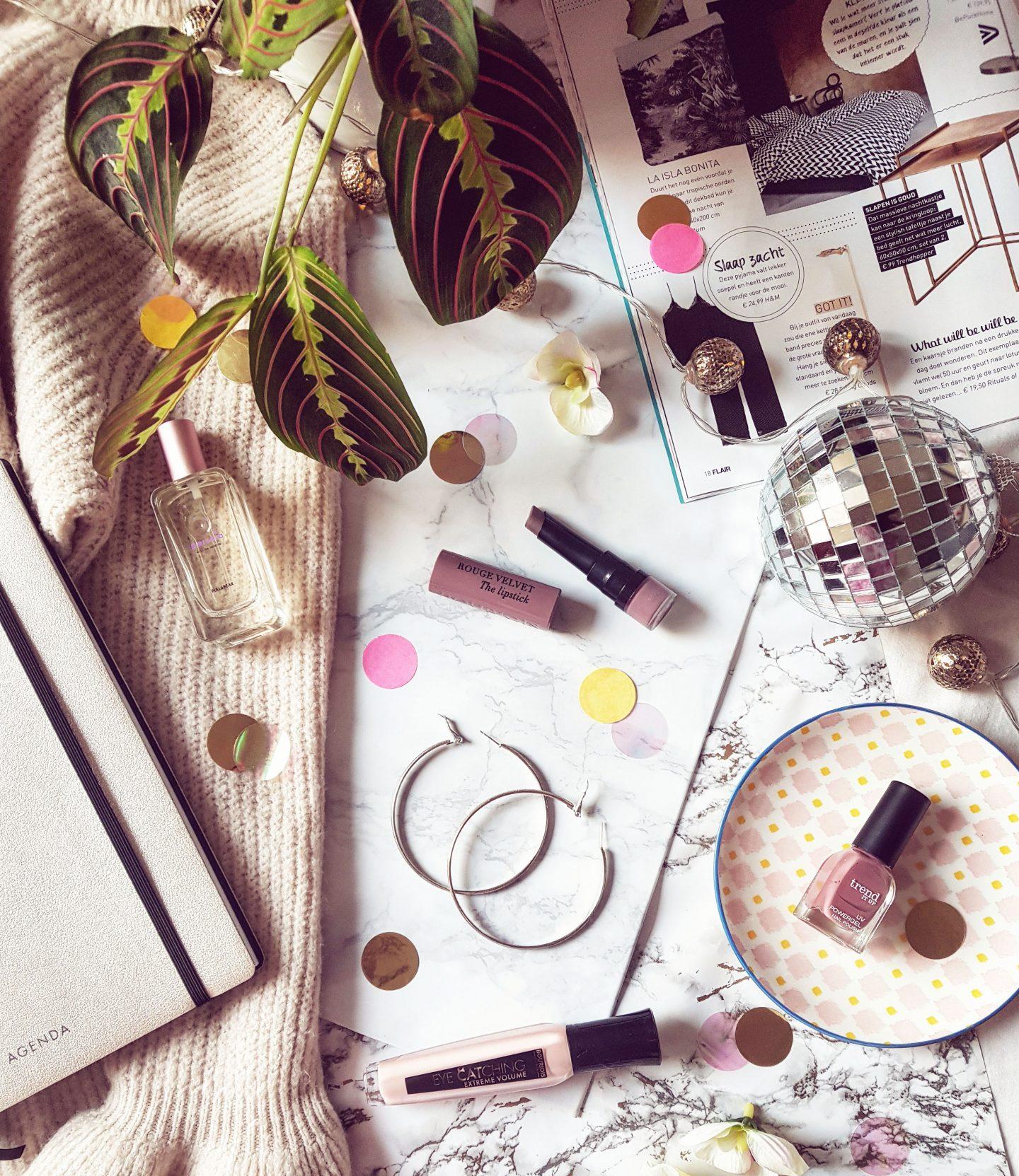 10 x Betaalbare flatlay decoratie die je als blogger moet hebben!