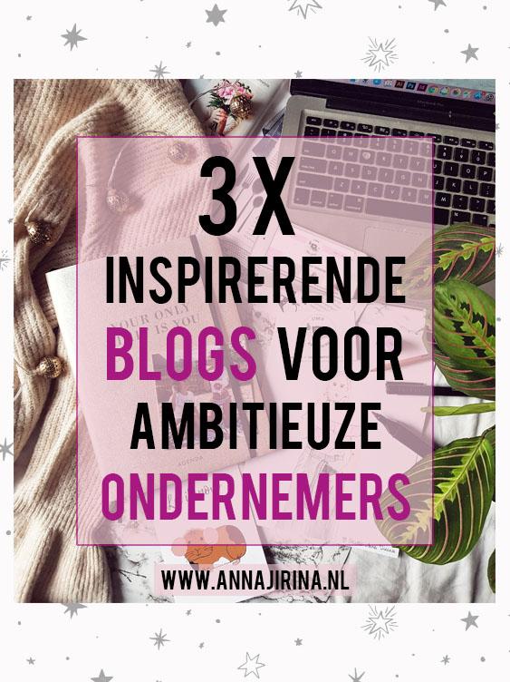 ambitieuze ondernemers