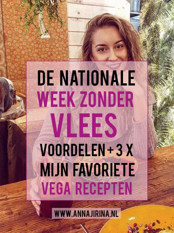nationale week zonder vlees
