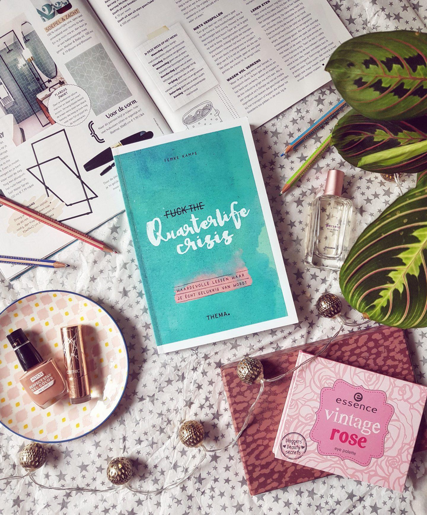 5 Waardevolle lessen uit het boek F*ck The Quarterlife Crisis