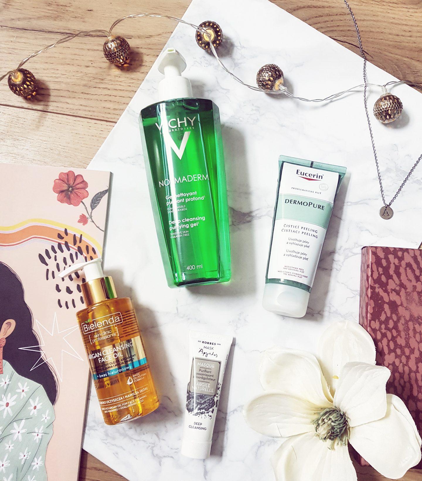 Vette en onzuivere huid? Deze 4 producten gaan je helpen!
